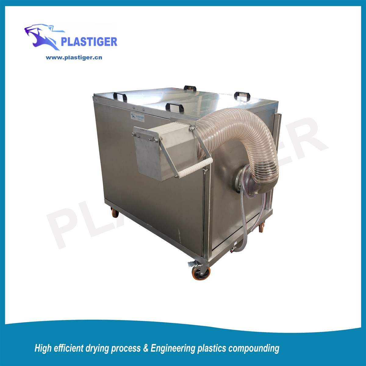 Dehydration Machine In Plastic Processing