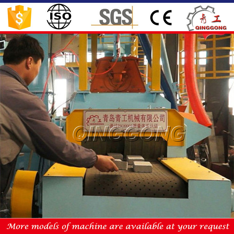 QGSG Series Marble Block Shot Blasting Machine Price