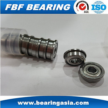 High Precision 4*11*4 Mm Deep Groove Ball Bearing F694
