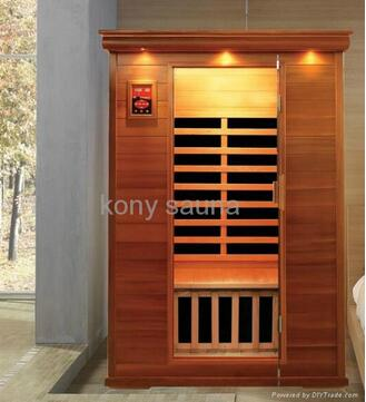 Far Infrared Sauna KY-AR02, CE, GS, SAA, SASO, FSC