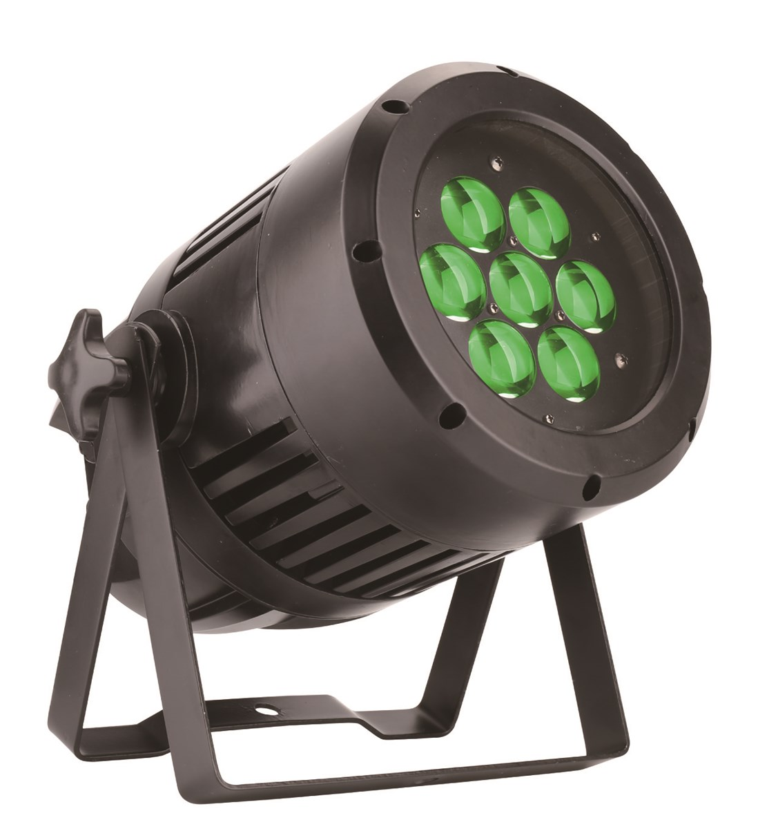 LED 7PCS Zoom Par Light