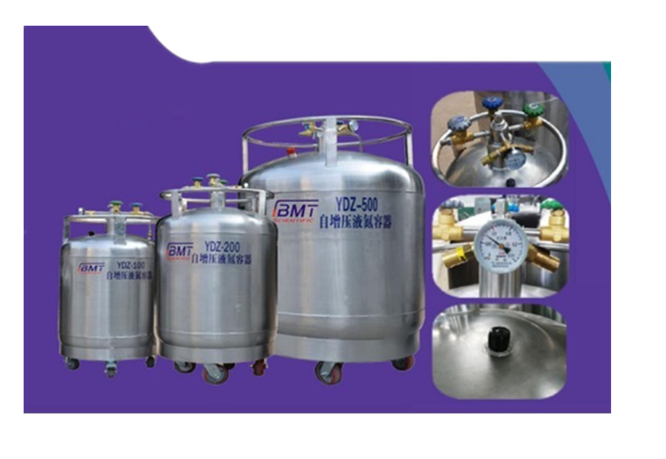 BMT SCIENTIFIC Auto Pressure -Increasing Container