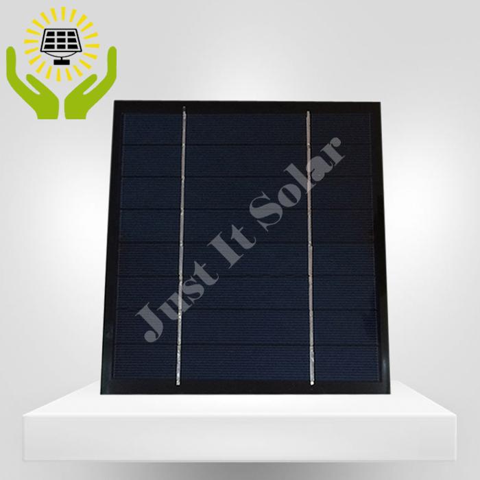 Custom PET Solar Panel 4V 1A 170mm*170mm
