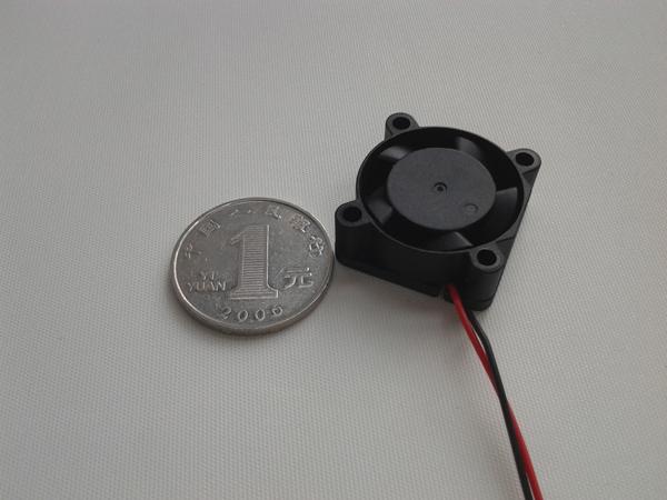 25mm DC 5v/12v Micro Brushless Axial Cooling Fan 25mmx25mmx10mm 2510 Mini Fan