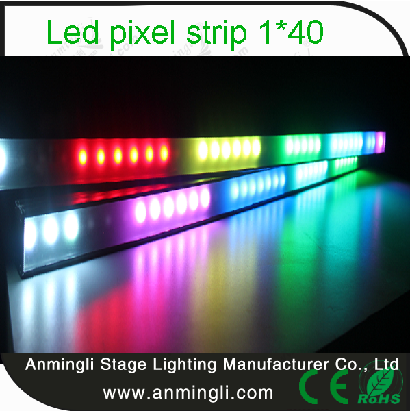 Decoration Light Pixel Control LED Flexible Strip Lightings for Dj Equipment