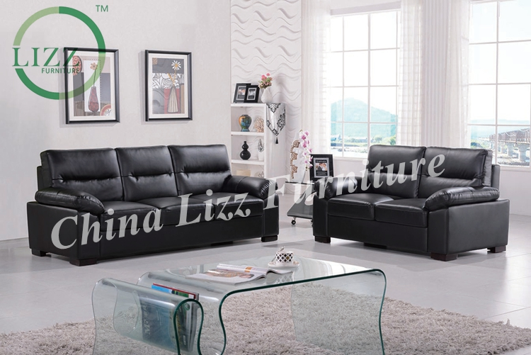 Kings Brand Furniture Brown Vinyl Upholstered Sofa Love Seat Living Room Set