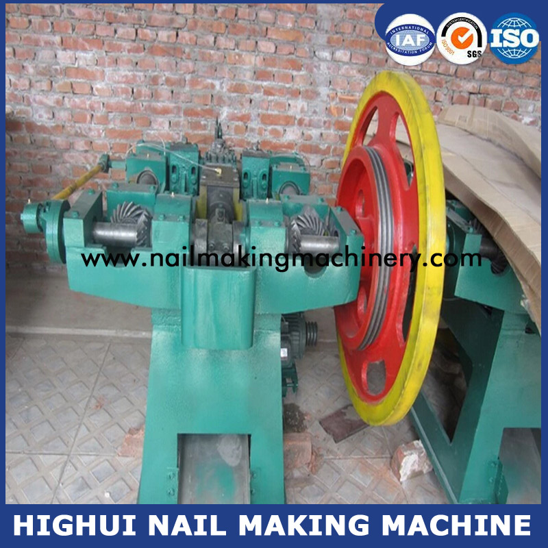 1-6inch High Speed Low Noise Automatic Nail Making Machinery