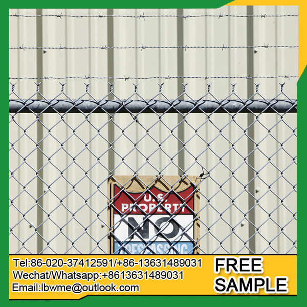 Indore guangzhou barbed wire fencing prices