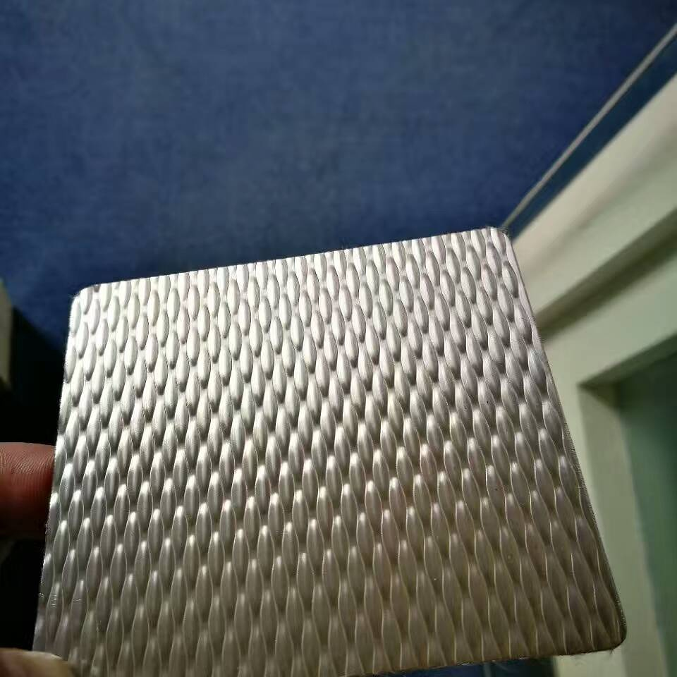 5WL embossed stainless steel sheet