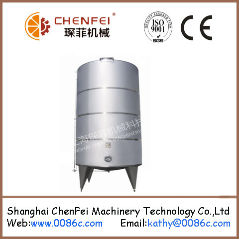 1000liters stainless steel juice storage tank