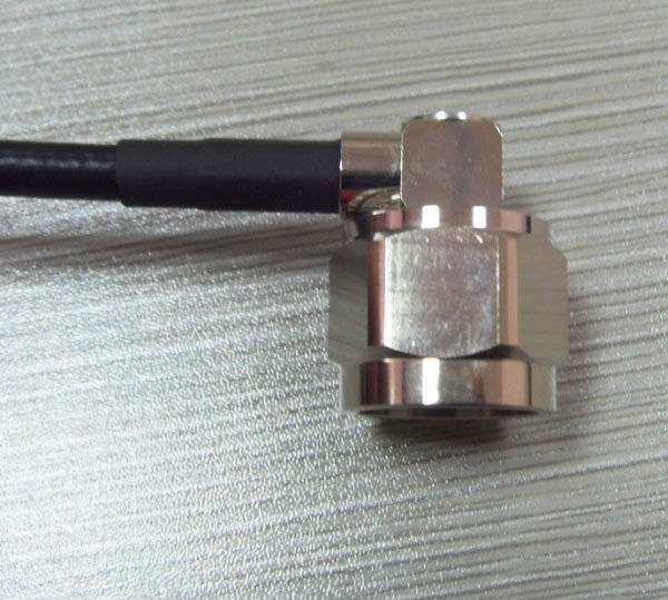 Right Angle N Connector Cable Assemblies