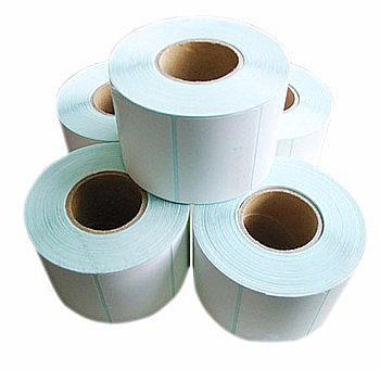 Sticker Paper Rolls, Oilproof Waterproof & Alcoholproof Sticker Paper