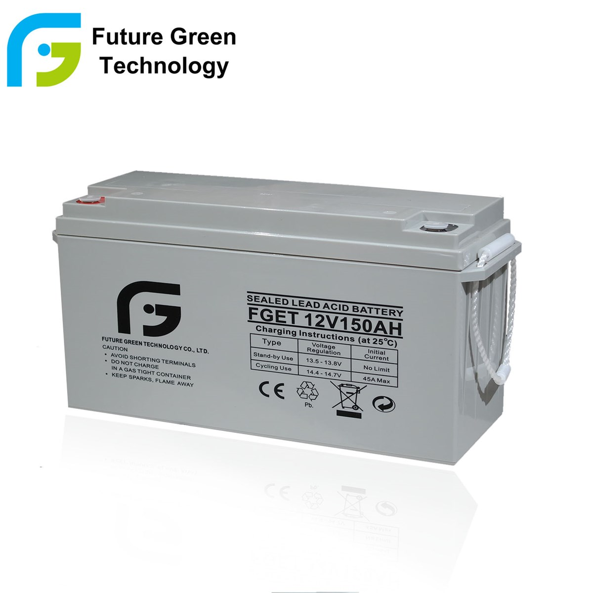 12V150ah UPS GEL AGM Maintenance Free Valve Regulated Solar Sealed Lead Acid Storage Batter
