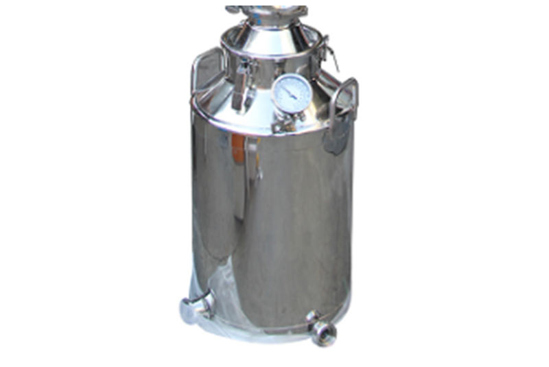 50L Milk Can Boiler China Supplier