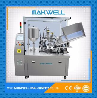 Tube Filling & Sealing Machine for Cosmetics