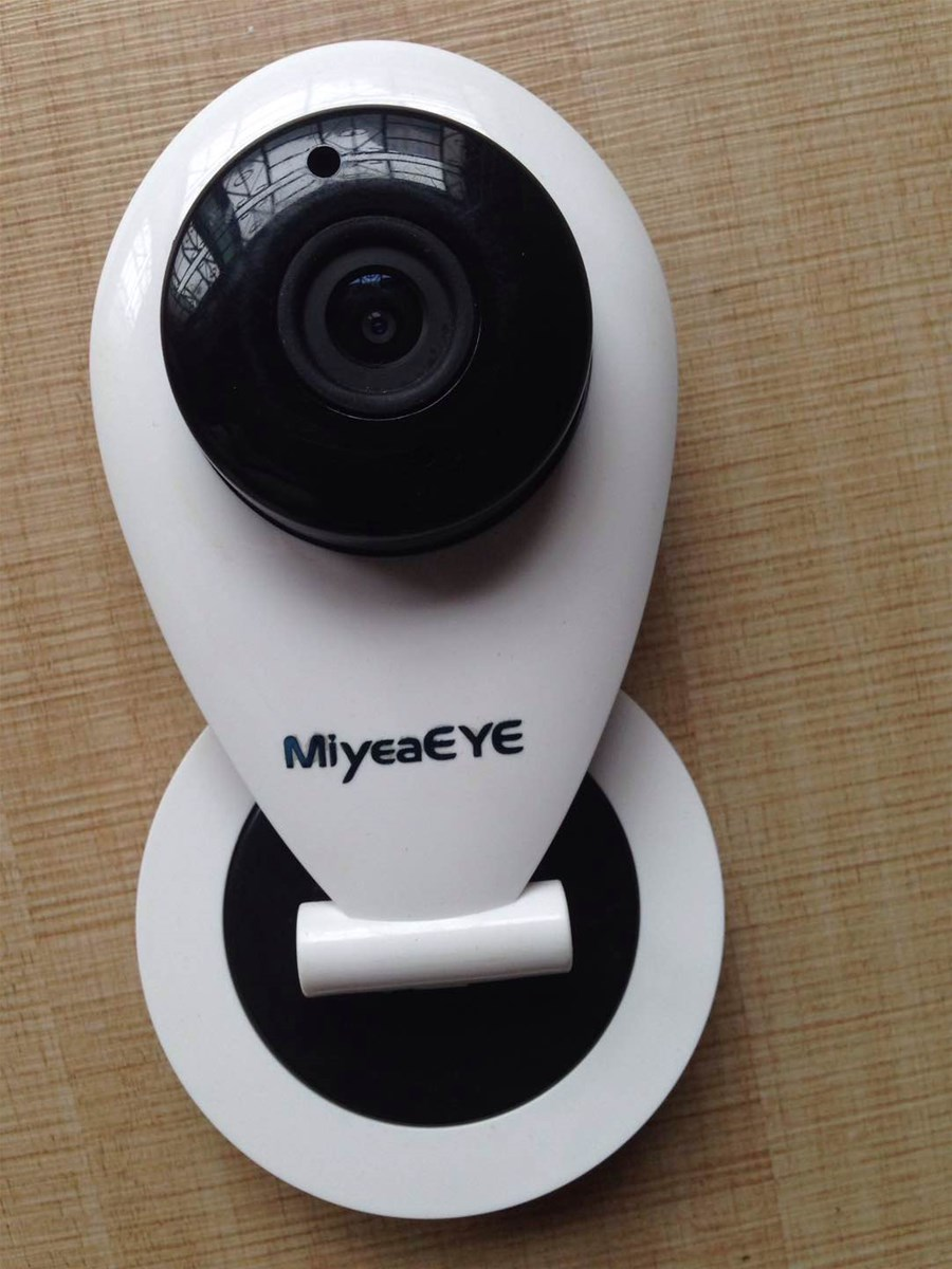 720P Mini IP Camera, CCTV Camera for Home CCTV Kit Remote Control, Two Way Audio, Motion Detection, Alarm Push