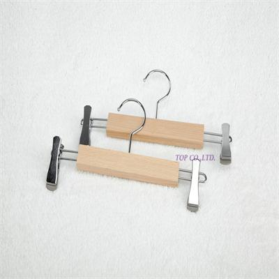 Luxury Wooden Pants Hanger TP4228P