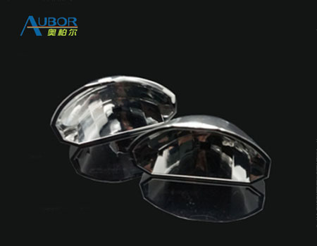 High Quality New Design PC Reflector for Bicycle Light AR40REF