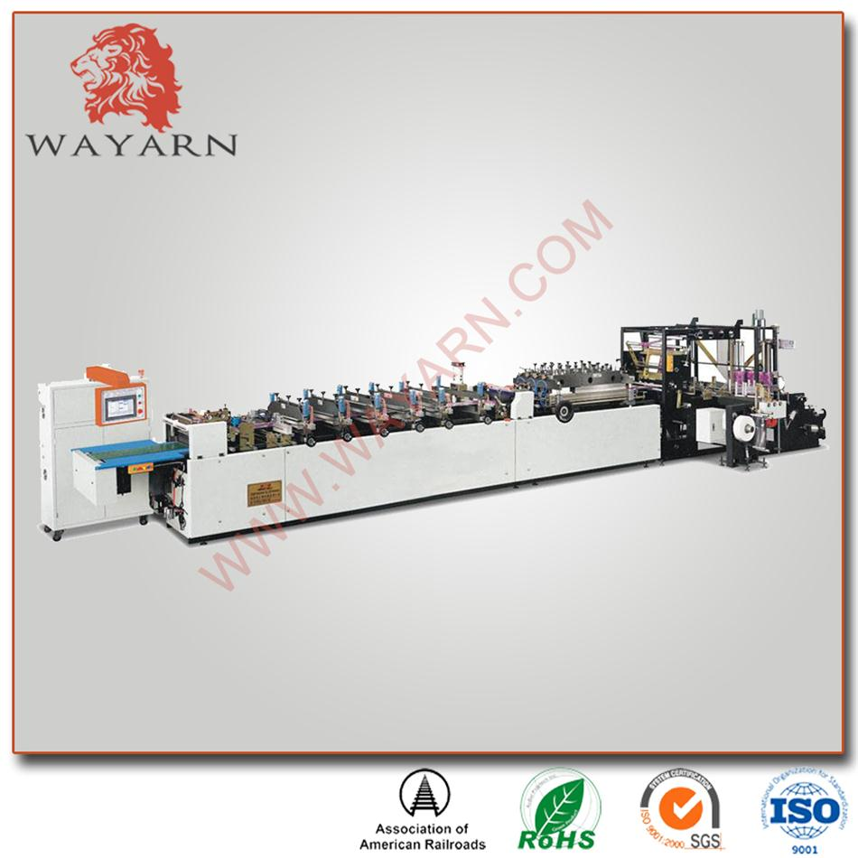 Full Automatic AIR VALVE Sealing Machine for Dunnage Air Bag