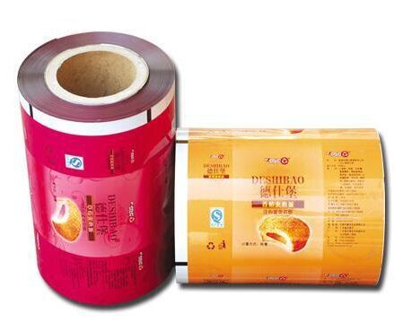 Automatic Packing Film Roll for Biscuit