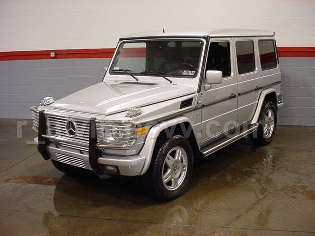 2002 Mercedes-Benz