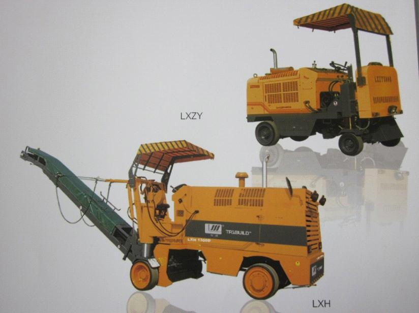 Small Asphalt Milling Machines Asphalt Milling Machine