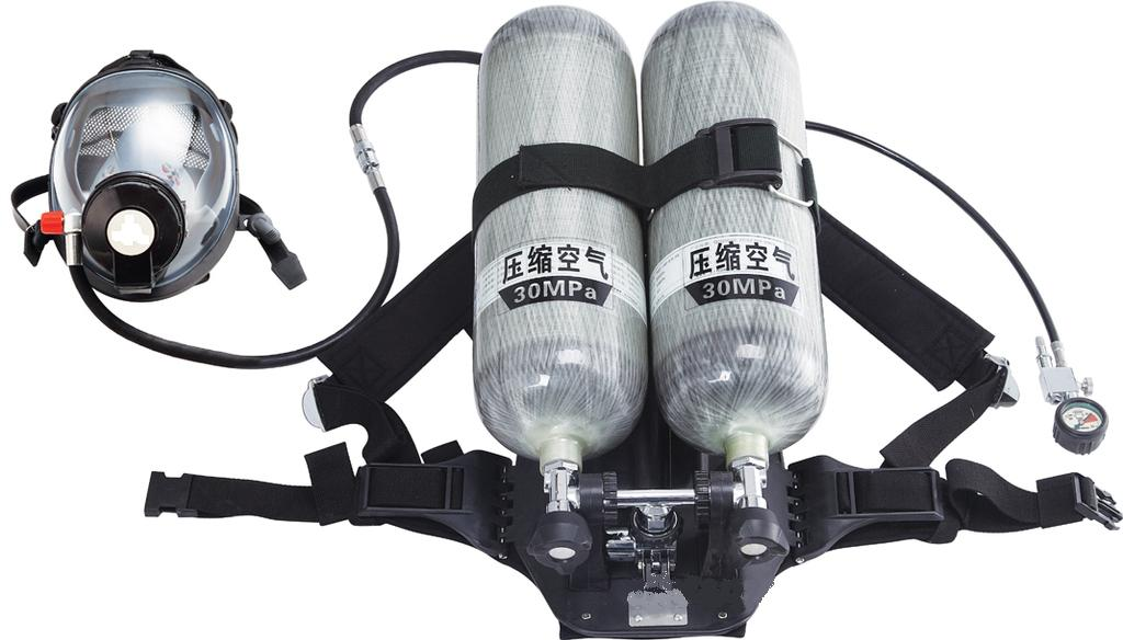 solas personal protective equipment of carbon fiber gas cylinder