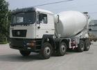 Sinotruk SWZ Concrete Mixer Truck 1016cbm 8x4