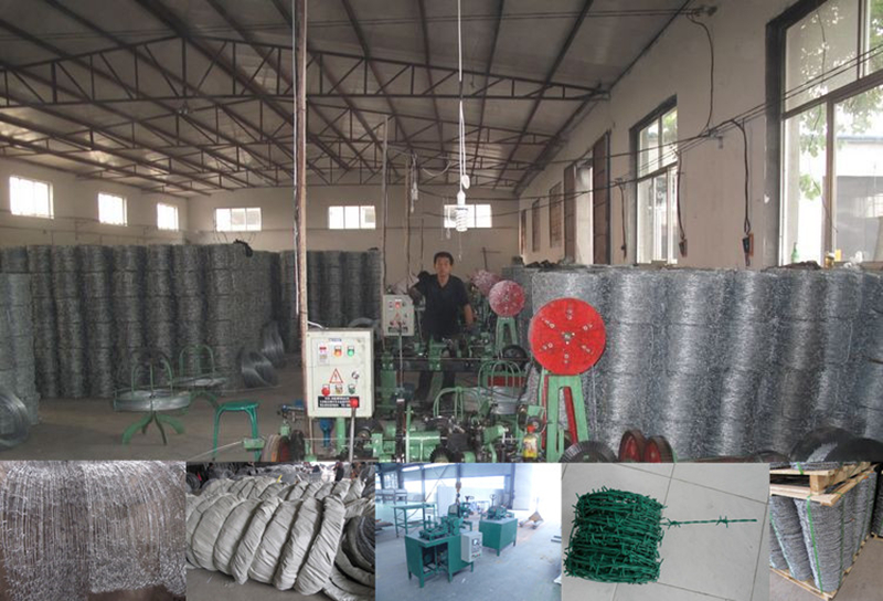 2018 Hot Sales Barbed Wire Mesh Made in China