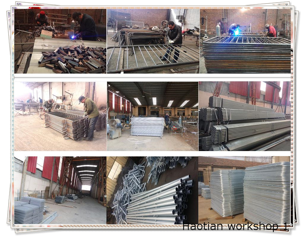 CROWD CONTROL BARRIERS EXPORTED to EU