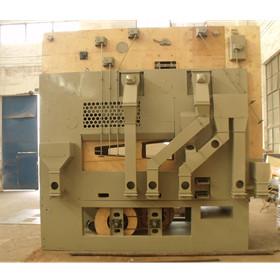 Seed handling machine seed cleaner 5X12