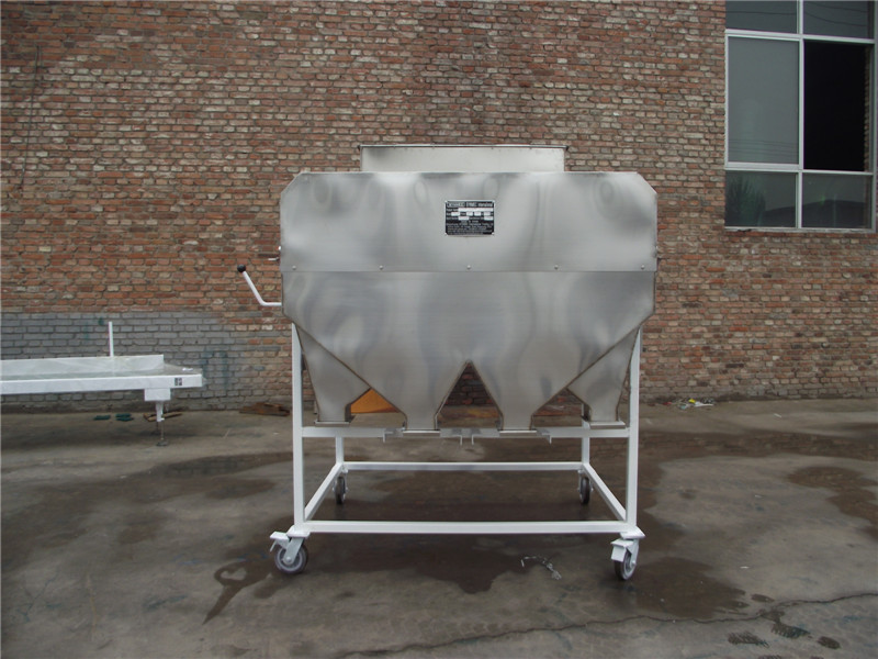 beans seed magnetic separator 5XCX5