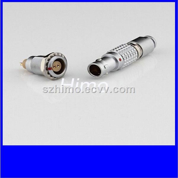push pull 4 pin lemo circular connector