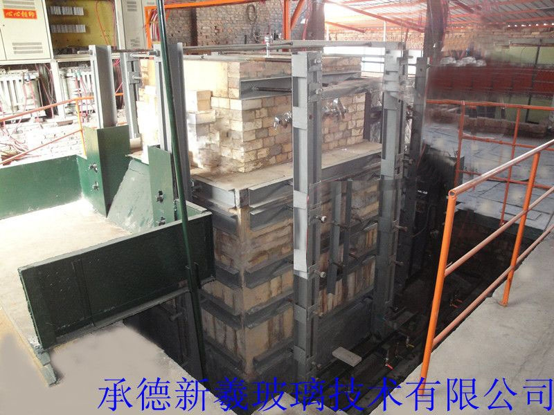 High Borosilicate FurnaceGlass furnace