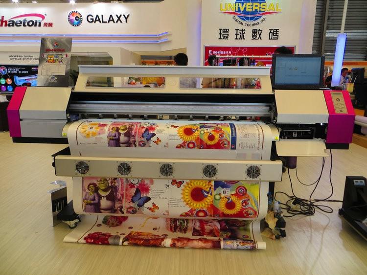 SD1600 Digital Printer Large Format Digital Printer