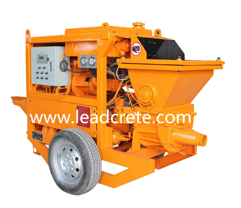 LPS7 wet concrete spraying machine