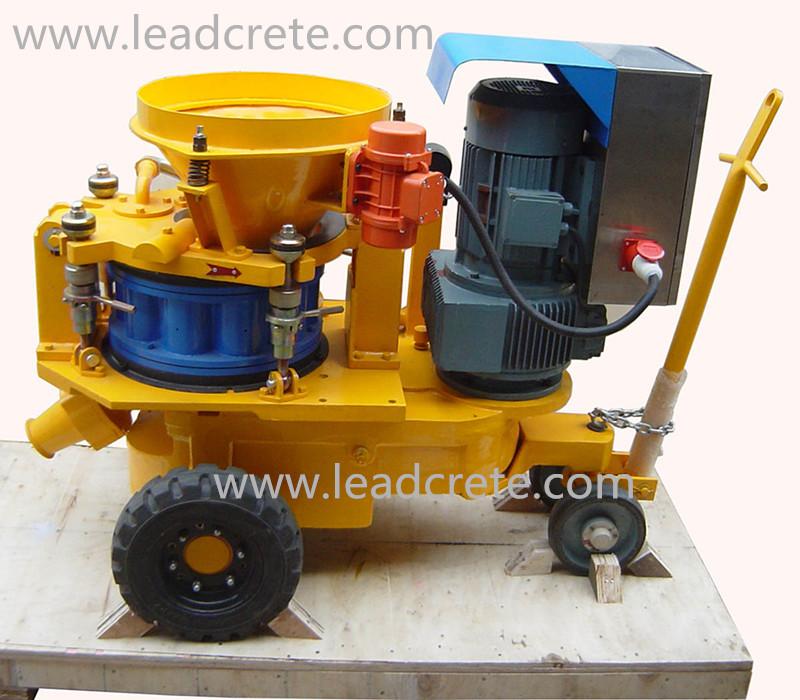 LSZ3000V new drywetmix shotcrete machine