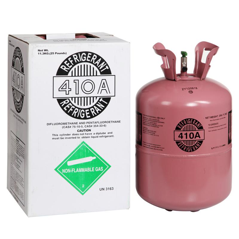 Refrigerant gas R410A freon R410A