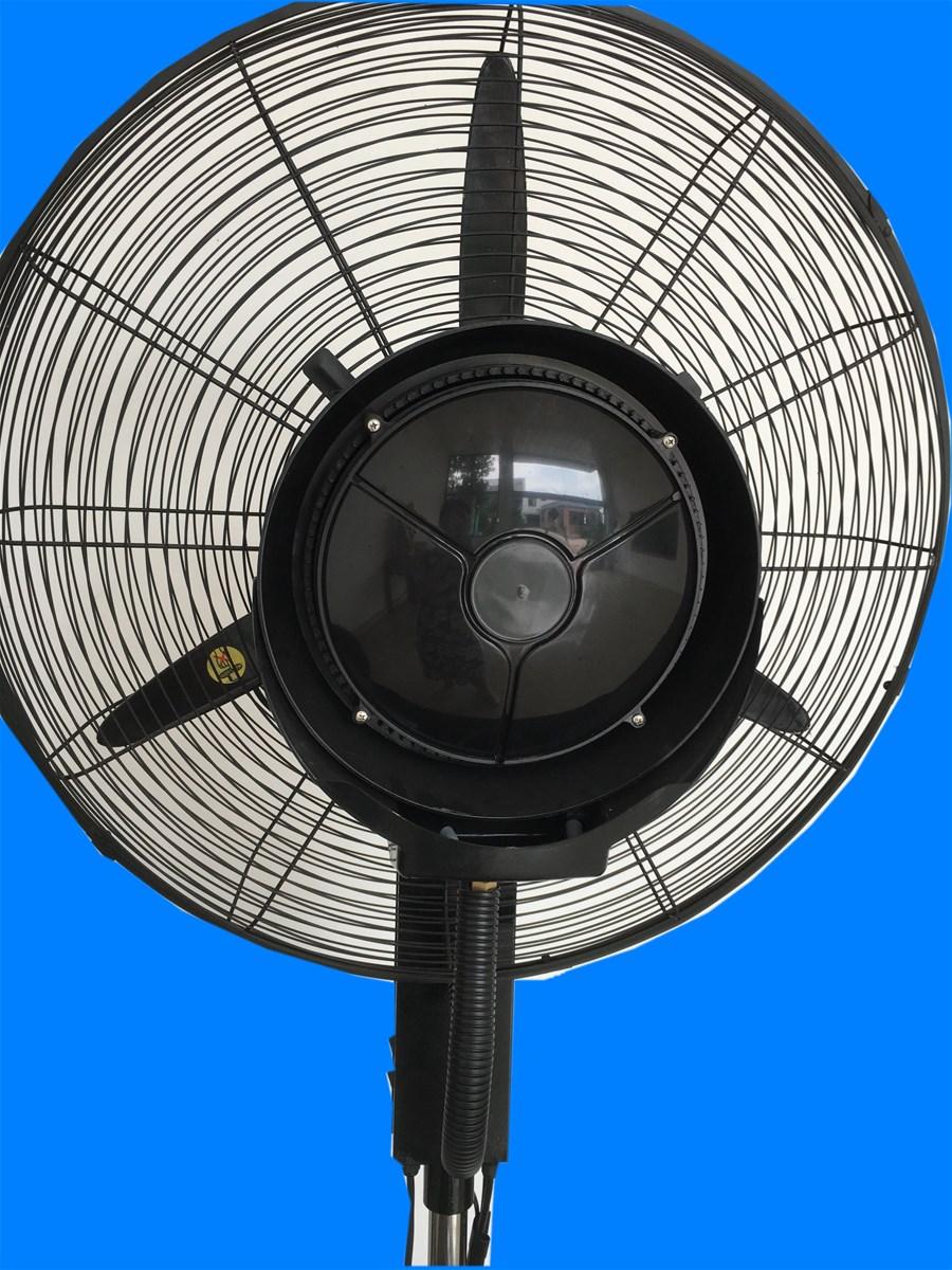 Mobile Water Spray Misting Fan