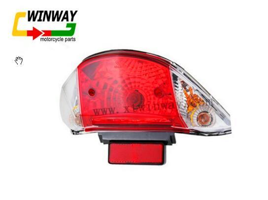 Ww7109 Wave110 Motorcycle Tail Light Rear Light