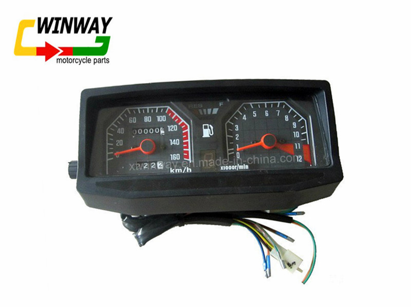 Ww7206 Wy125CbtDy1504 Motorcycle ABS Instrument Motorcycle Speedometer