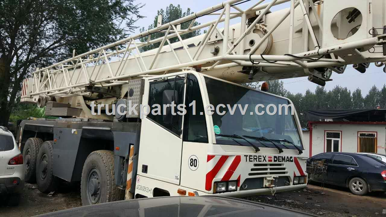 used KATO truck crane for sale