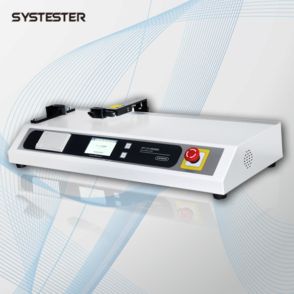 Coefficient of friction tester SYSTESTERonebutton operation testing machine