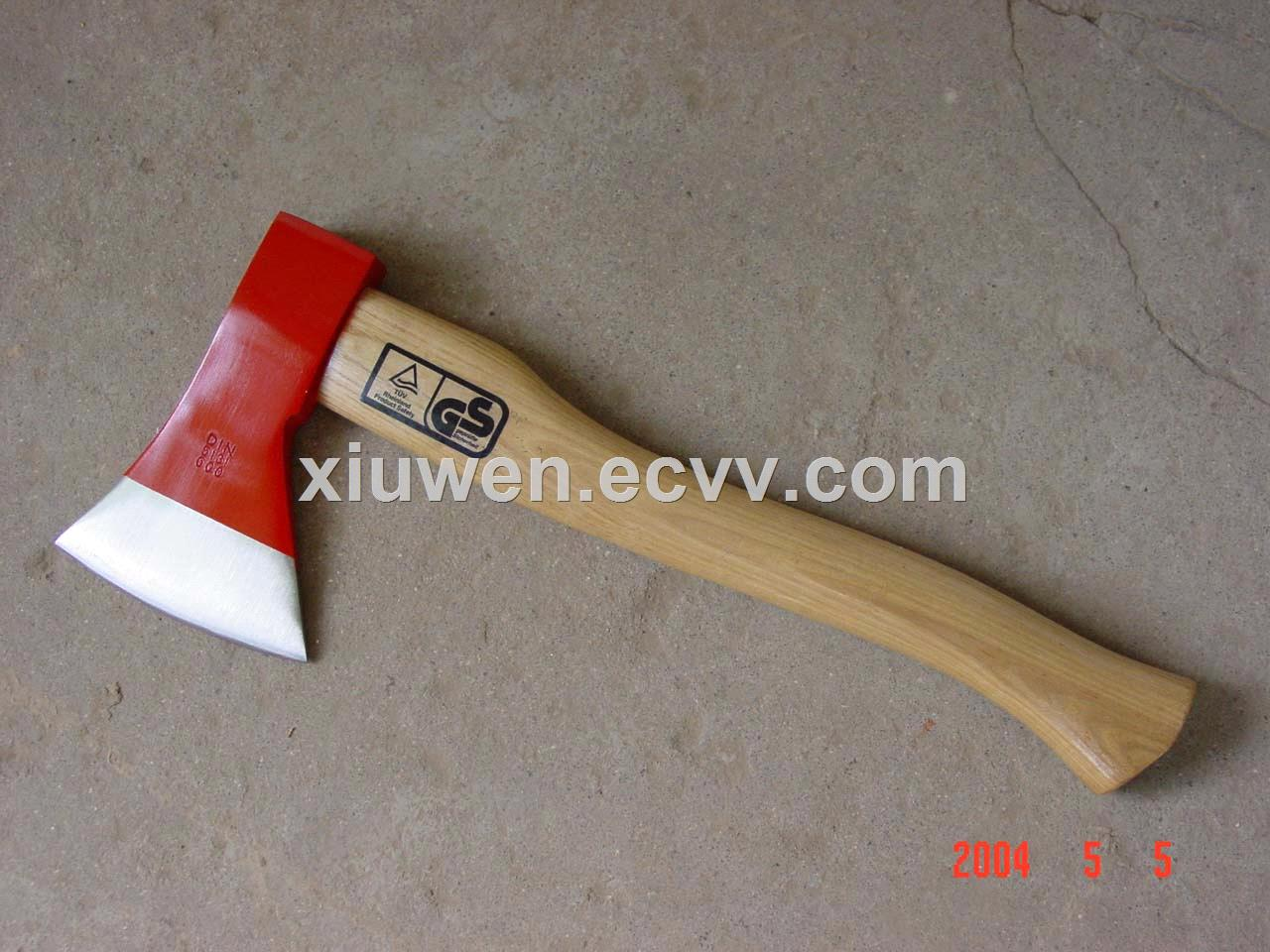 600G axe with ash handle GS Hatchet forestry tools tree felling axes