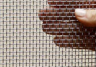 Stainless Steel Square Wire Mesh use for Security Screen