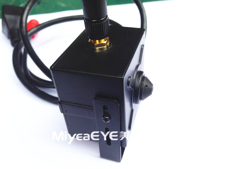 Megapixel Mini IP WiFi Camera Pinhole720P Hidden IP Camera