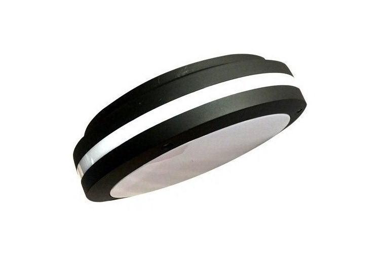 20W LED bulkhead ceiling light with sensor for bathroom cool white energy saving 1600lm CE list