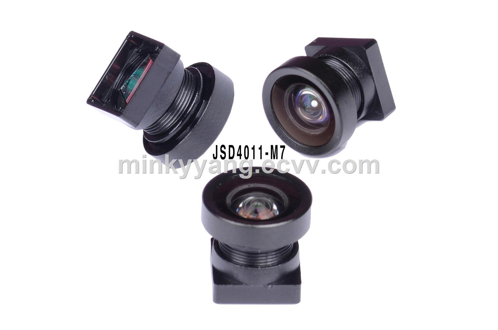 JSD4011 14 15 09mm m7 m8 m12 cctv camera lens for car rear view lens