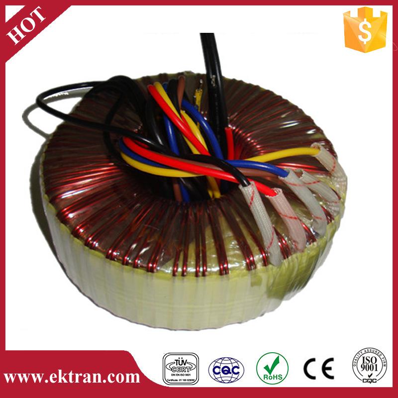Toroidal auto step down power voltage transformer 110v 220v