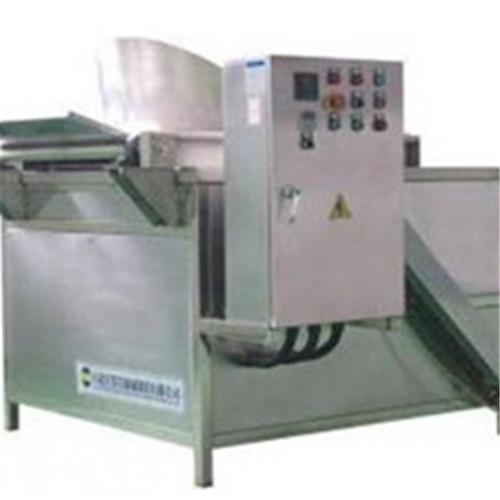 Gas Type Semiautomatic Frying Machine